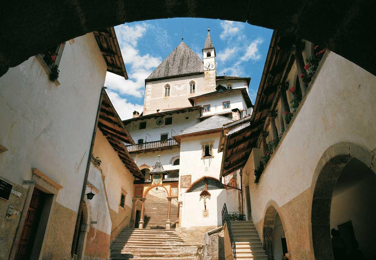 Santuario San Rimedio